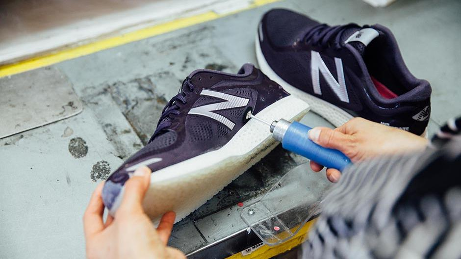 New Balance Zante Generate 3D print