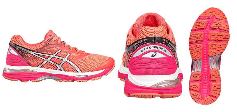 verschil asics schoenen