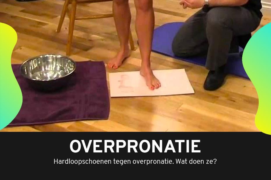 overpronatie
